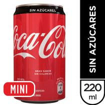 Gaseosa-CocaCola-Sin-Azucar-Lata-Sleek-220-Ml
