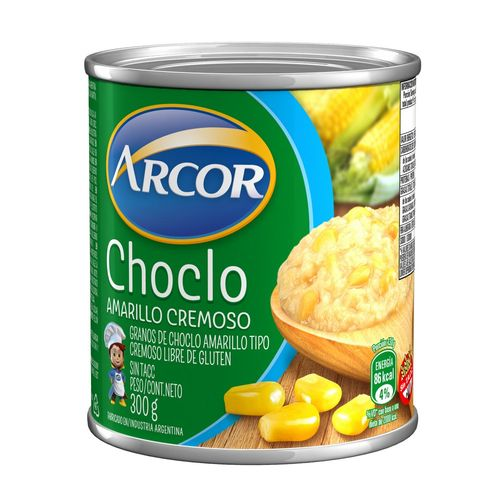 CHOCLO-AMARILLO-CREMOSO-ARCOR-300GR