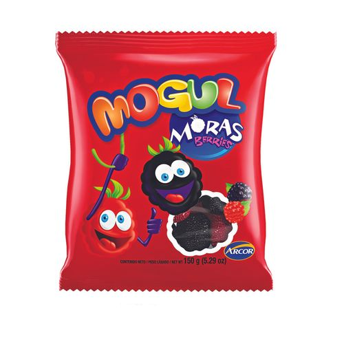 GOMITAS-MORAS-MOGUL-150GR