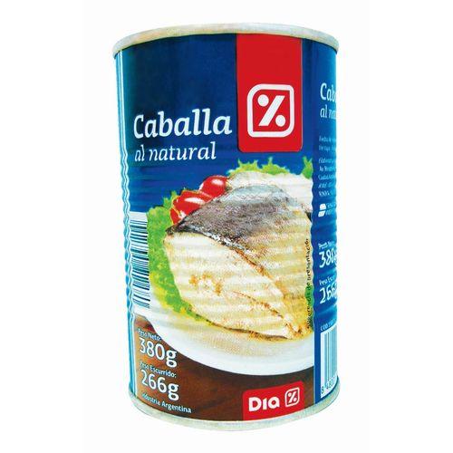 CABALLA-AL-NATURAL-DIA-380-G