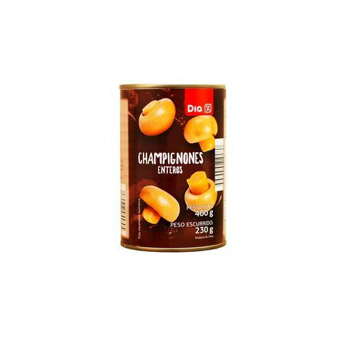 CHAMPIGNONES-ENTEROS-DIA-400-G