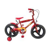 Bicicleta-Rod-16---BMX-Varon-Roja-UNIBIKE-R160021
