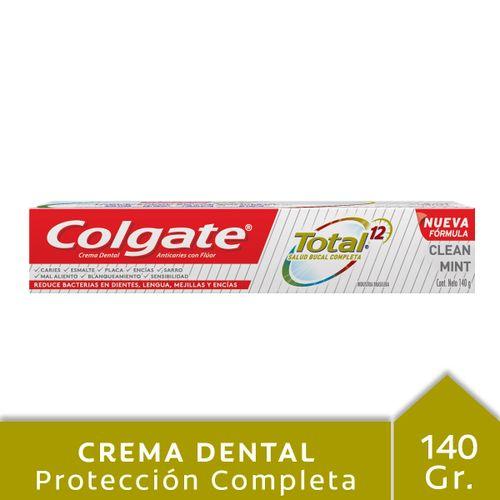 CREMA-DENTAL-TOTAL-12-CLEAN-MINT-COLGATE-140GR