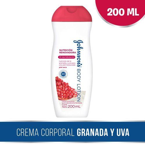 CREMA-CORPORAL-NUTRICION-RENOVADORA-JOHNSON-S