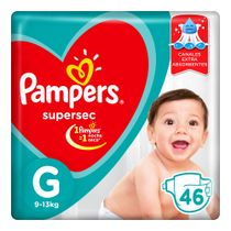 PAÑALES-PAMPERS-SUPERSEC-G-46UD
