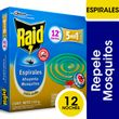 MATA-MOSQUITO-ESPIRA-RAID--12UD