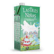 LECHE-LARGA-VIDA-DESCREMADA-LAS-3-NIÑAS-1L