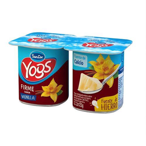 YOG-ENT-FIRME-VAIN-YOGS-250-GR