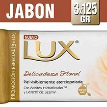 Lux-Jabon-Pastilla-Multipack-Delicadeza-Floral-3x125-Grs