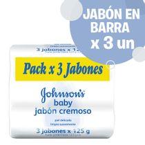 JABON-TOCADOR-BABY-ORIGINL-JOHNSON-S-BABY-300GR