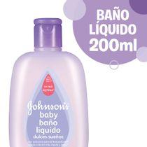 JABON-LIQUIDO-DULCE-SUEÑOS-JOHNSON-S-BABY-200ML
