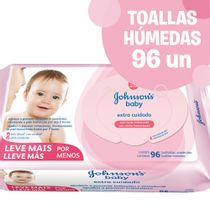 TOALLITAS-HUMEDAS-PBEBE-JOHNSON-S-BABY-EXTRA-CUIDADO-96UD