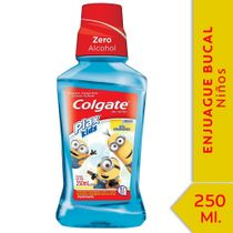 ENJUAGUE-BUCAL-COLGATE-PLAX-KIDS-MINIONS-250ML