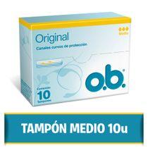 TAMPONES-MEDIO-O-B-10UD