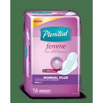 TOALLA-NORMAL-PLUS-PLENITUD-FEMME-16-UD
