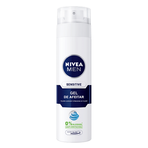 GEL-PAFEITAR-NIVEA-SENSITIVE-200ML