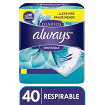 PROTECTOR-DIARIO-ALWAYS-RESPIRABLE-40UD