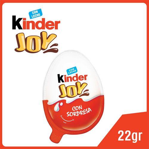 HUEVO-KINDER-JOY-T1-CON-SORPRESA