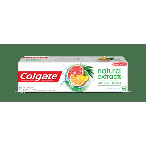 CREMA-DENTAL-COLGATE-NATURAL-EXTRACTS-REINFORCE-90GR