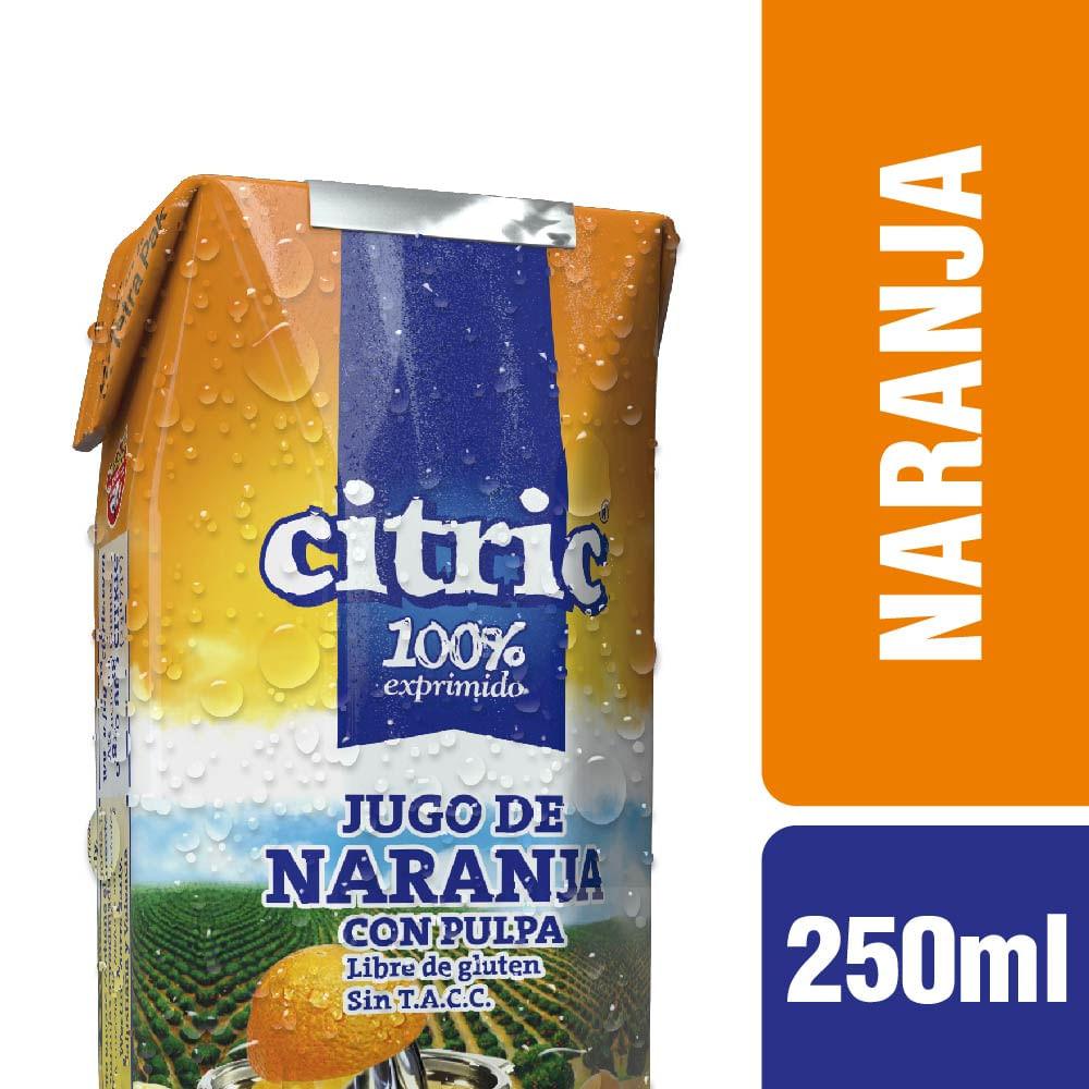 Citric Naranja 250Ml