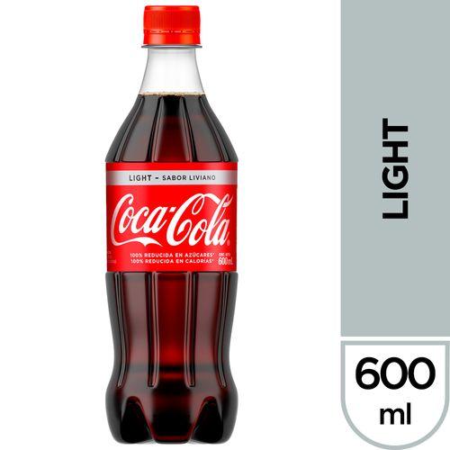 Gaseosa-CocaCola-Light-600-ml
