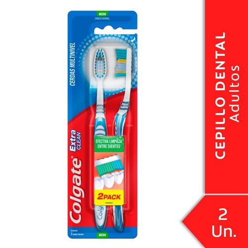 CEPILLO-DENTAL-XTRACLEAN-COLGATE-2X1UD