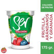 Yogur-Descremado-Ser-de-frutilla-arandanos-y-granada-400-Gr