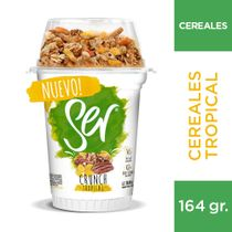 YOGUR-DESCREMADO-CRUNCH-GRANOLA-TROPICAL-SER-160-GR