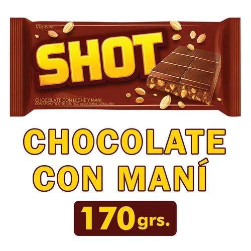 Chocolate-Shot-con-Mani-170-Gr