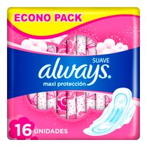 Toallitas-Femeninas-Always-Maxi-Proteccion-Suave-16-Ud--