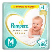 PAÑALES-PAMPERS-PREMIUM-CARE-M-86UD