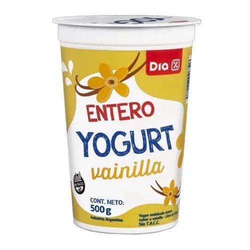 Yogur-Entero-firme-DIA-Vainilla-500-Gr