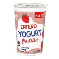 Yogur-Entero-DIA-frutilla-500-Gr