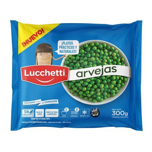 ARVEJAS-SUPERCONGELADAS-LUCCHETTI-300GR