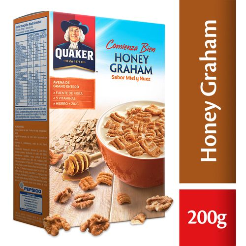 Cereales-Quaker-Honey-Graham-200-gr