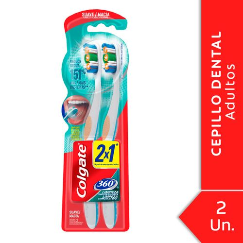 Pack-Cepillo-Dental-Colgate-Suave-Twin-360º-2x1
