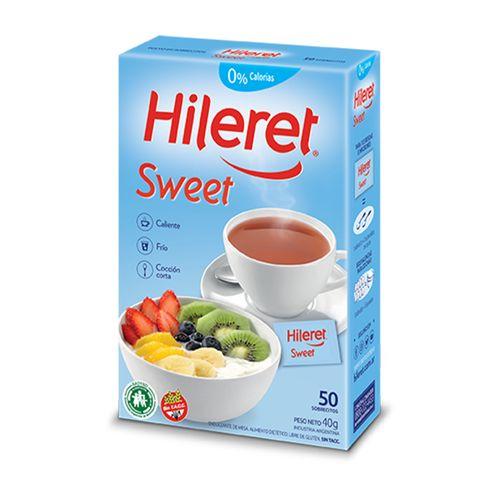 Endulzante-Hileret-Sweet-50-Ud