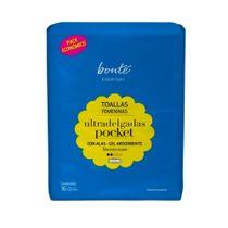 Toallitas-Femeninas-Ultra-delgada-con-alas-Pocket-16-Ud