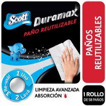 Paños-Reutilizables-Scott-Duramax-58-Ud