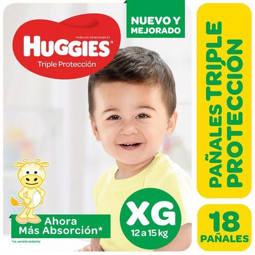 Pañales-Huggies-Classic-XG-18-Un