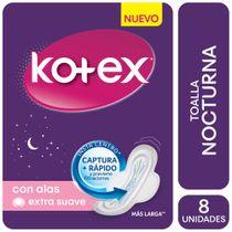 Toallitas-Femeninas-Kotex-Nocturnas-Absorcion-Segura-8-Ud