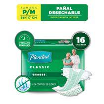 Pañales-para-Adultos-Plenitud-Classic-Mediano-16-Ud