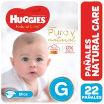Pañales-Huggies-Natural-Care-Ellos-G-22-Un
