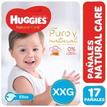 Pañales-Huggies-Natural-Care-Ellos-XXG-17-Un