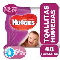 TOALLITAS-HUMEDAS-HUGGIES-PROTECCION-HIDRATANTE-48-UD