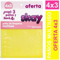 Paño-Multiuso-Skay-Amarillo-4-Ud-_1