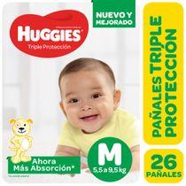 Pañales-Huggies-Triple-Proteccion-M-26-Un-_1