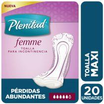 Toallitas-Femeninas-Plenitud-Femme-Maxi-20-Ud-_1