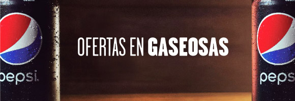 gaseosas (29.02)