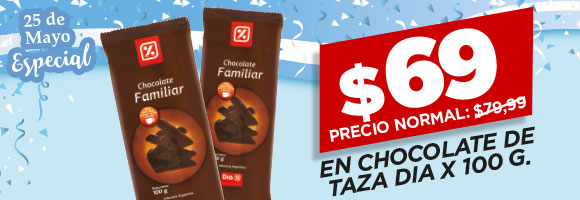 chocolate taza (27.05)